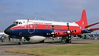 RAE - Royal Aircraft Establishment Viscount c/n 438 XT575