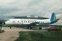 Photo of Southern International Air Transport Viscount G-CSZB