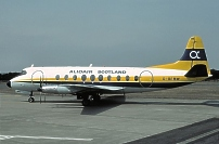 Photo of Inter City Airlines Viscount G-BFMW