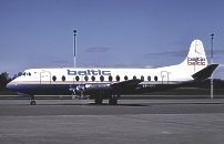 Photo of Baltic Airlines (Sweden) Viscount SE-IVY