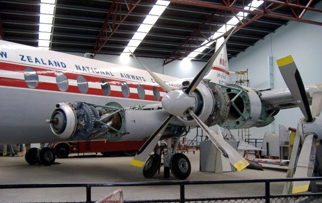 web site and watch the news pages here at the Vickers Viscount Network.